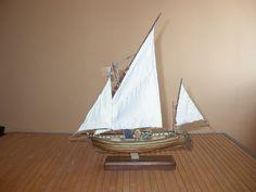 Barca de bou e:1/48