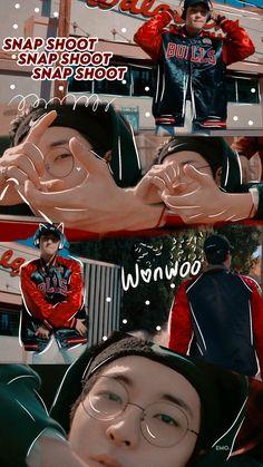 Seventeen Memes, Jeonghan Seventeen, Mingyu Wonwoo, Seungkwan, K Pop, Selca, Hip Hop, Won Woo, K Wallpaper