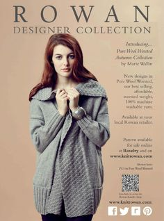 Interweave knits winter 2015 - 轻描淡写 - 轻描淡写