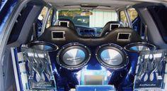 car speaker set up | Car Speaker System