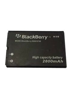 Baterai Blackberry Original Double Power MS-1 2800mAh Bold 9000, Bold 9770 9780 Onyx1 Onyx2