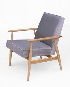 Fotel PRL, renowacja mebli, H. Lis, lisek, Lekka Furniture 5 Lis, Accent Chairs, Interiors, Furniture, Design, Home Decor, Green Armchair, Chair, Upholstered Chairs