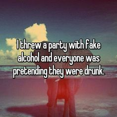 17 People Who Got Way Too Turnt After Drinking Fake Alcohol