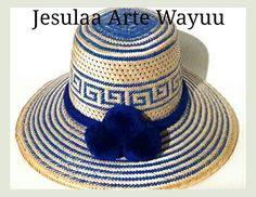 Hats, Blue, Fashion, Templates, Craft Bags, Sombreros, Culture, Moda, Hat