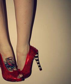 Zapatitos Rojos