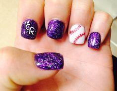 Nail Art (Sports)