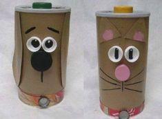 37 Excellent Oatmeal Box Craft Ideas | FeltMagnet