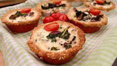 Perfekt paj att serveras med lite sallad, lämpar sig extra bra till matlådan.