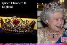 Queen Elizabeth II - England