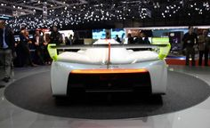 Huffing Gas: Pininfarina to Build 10 Track-Only H2 Speed Fuel-Cell Exotics - http://carparse.co.uk/2016/08/30/huffing-gas-pininfarina-to-build-10-track-only-h2-speed-fuel-cell-exotics/