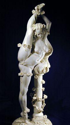 Old Erotic Art - Venus