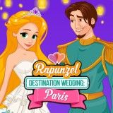 Rapunzel is a big girl already, so when she got an offer from a guy she loves, she said yes! Prepare for a wedding and send invitations to other Disney princesses.