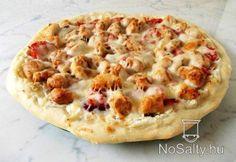 Hungarian Recipes, Hungarian Food, Eat Pray Love, Just Eat It, Hawaiian Pizza, Vegetable Pizza, Cauliflower, Hamburger, Vegetables