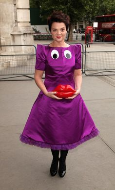 Lulu Guiness Photo - Lulu Guinness - 20th Anniversary Party Arrivals An inspirational woman!!