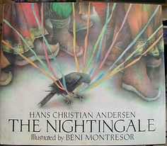 The Nightingale by Hans Christian Andersen Beni Montresor 1985 Hardcover 0517552116 | eBay