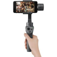 DJI Osmo Mobile 2 Is The Gimbal That Keeps All Your Shots Perfectly Smooth & Stable  #camera #mobile #photography #smartphone #video You may know the brand DJI for their extremely popular drone, the DJI Phantom. Although that's pretty great, get ready to know them for something ev... #phantom3droneproducts
