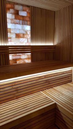 Sauna Himalayan Salt, Stairs, Home Decor, Ladders, Homemade Home Decor, Stairway, Staircases, Decoration Home, Stairways