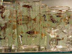 Charleston Antiques Show March 20-22, 2015 in Charleston, SC -  JOHN ST.JOHN'S BARWARE COLLECTION