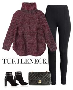 """""""Untitled #111"""" by chanel-satisfashion ❤ liked on Polyvore featuring Coye Nokes, H&M and Chanel"""