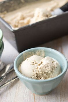 Because every birthday party needs ice cream to go with the cake, bring this Vegan Cashew Ice Cream. It's dairy free, and made with 3 simple ingredients. Cashews. Almond Milk. 100% Pure Maple Syrup.