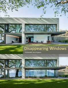 Transforming spaces for private clients - Descender fronts open up thrilling new possibilities for architectural design. the only limit is your imagination. Sliding Windows, Pool Houses, Open Up, Living Area, Switzerland, Architects, Imagination, Architecture Design, Spaces