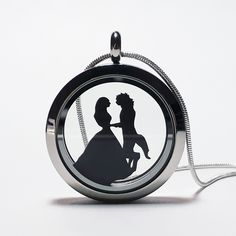 Beauty And The Beast Papercut Pendant by Studio Charley, the perfect gift for Explore more unique gifts in our curated marketplace. Star Beauty, Floating Lockets, White Gift Boxes, Black Paper, Wow Products, Beauty And The Beast, Paper Cutting, Fairy Tales, Unique Gifts