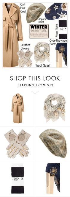 """""""Winter Essentials"""" by mood-chic ❤ liked on Polyvore featuring Jason Wu, Sophie Darling, Parkhurst, H&M and winterstaples"""