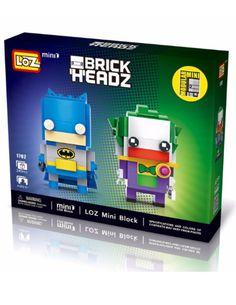 LOZ Mini Blocks Batman Jocker Mini Series