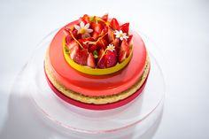 Frank Haasnoot (Pastries, Entremets, Chocolates)