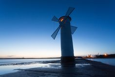 Windmill Lighthouse. by Dieter Weck on 500px
