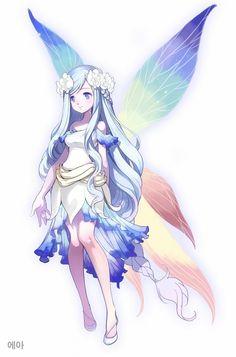 「テイルズウィーバー」次のチャプターはマルチエンディング?!2014年夏のアップデート計画について話を聞いた Female Character Design, Character Design References, Character Concept, Character Art, Hada Anime, Creature Etrange, Anime Fantasy, Fantasy Girl, Supernatural Drawings