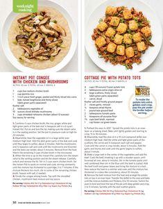Food Network Potato Tots, Cottage Pie, Low Sodium Chicken Broth, Yummy Food, Yummy Recipes, Polenta, Chana Masala, Paella, Food Network Recipes