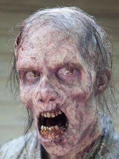 The walking dead season 4 walker