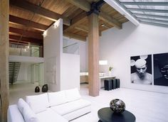 15 Interesting Ideas for Lofts - Dreamer Attraction