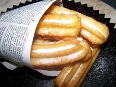 Mes Churros - Rien de plus facile !