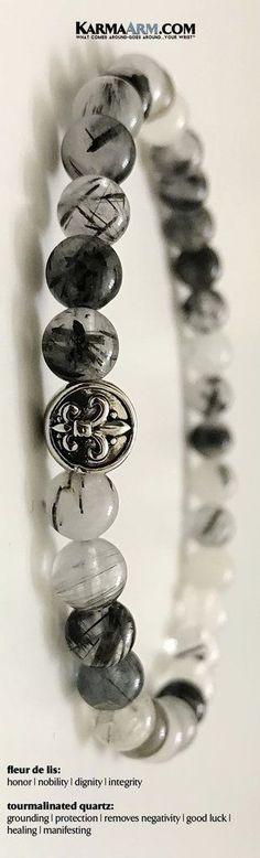 Beaded Bracelets ⚜️ Tourmalated Quartz can help bring balance to the Yin and Yang energies, and is often used as a good luck charm. ⚜️  #Quartz  BoHo Yoga Bracelets. #Meditation Jewelry.  Beaded Bracelets #Energy #BoHo #BoHoBracelets #Jewelry. #Auras #MensBracelets #WomensJewelry #Bracelets #Gifts #Chakras #Yoga #MommyBlog #Happy #YogaBracelets #MensBracelets #Reiki #Wisdom #BoHoJewelry #MensJewelry #Magic #Keto #BeadedBracelets #YogaJewel