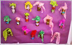 Mi aula infantil Anika: Proyecto Monstruos