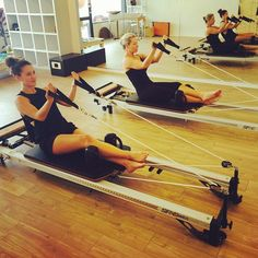 Beginners Reformer tonight in our cosy Jan Juc studio- semi private small classes ;) 5:30pm and 6:30pm come and try it out! Email info@surfcoastmindfulmovement.com.au to book! Or book here http://ift.tt/13ITeoC #janjuc #pilates #reformerpilates #studio #surfcoast #torquay #surfcoastmindfulmovement #mindfulness #mindfulmovement #stretch #strength #fitness #stability #mobility #bellsbeach #greatoceanroad #anglesea #pilateslove by surfcoastmindfulmovement http://ift.tt/1KnoFsa