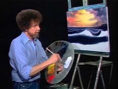 Bob Ross Peaceful Valley - The Joy of Painting (Season 1 Episode 8)