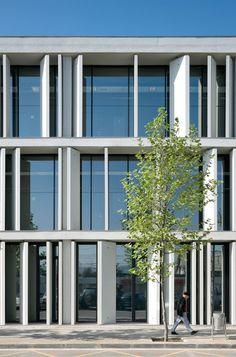LAW COURTS, SANT BOI DE LLOBREGAT, Baas Arquitectes, Barcelona