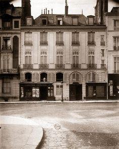 Eugène Atget. Paris, 1905.