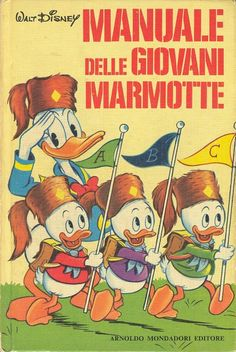 Il Manuale delle Giovani Marmotte Le manuel des Castors Juniors! -