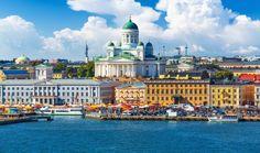 Helsinki Helsinki, Meditation Space, Travel Info, Beautiful Islands, Finland Travel, Rubber Mat, Around The Worlds, Dog Feeding, Taj Mahal