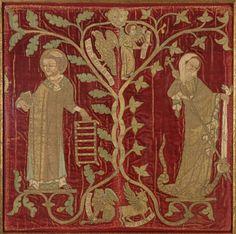 HC.T.X.xxxx.21.(E), Opus Anglicanum Embroidery