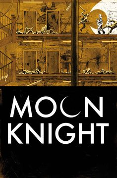 Moon Knight #5 by Declan Shalvey
