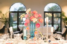 Modern Romantic Pink and Aqua Wedding Ideas // photo by http://amalieorrangephotography.com, see more: http://theeverylastdetail.com/modern-romantic-pink-and-aqua-wedding-ideas/