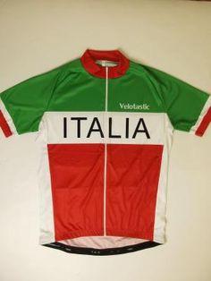 Velotastic Italia Short Sleeve Cycling Jersey Cycling Gear 723f951ac