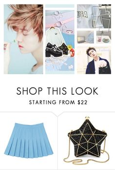 """luhan // edited"" by enola-pycroft ❤ liked on Polyvore featuring Aspinal of London and battleofthevoices"