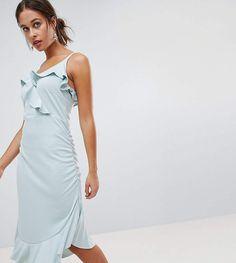 312243dc99a9c Mamalicious Flared Sleeve Shift Dress.#ad | Styles | Maternity dress ...