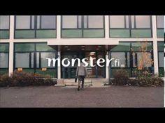 """Monster.fi, """"En tykkää"""" -video"""